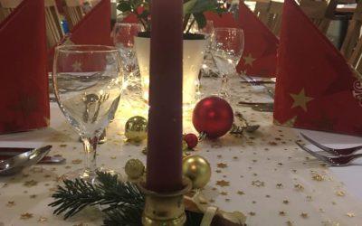 Live-Musik und Weihnachtsfeiern