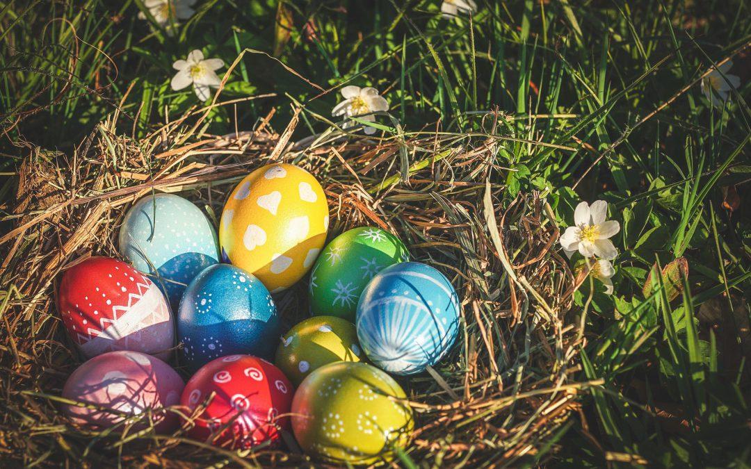 Öffnungszeiten zu Ostern